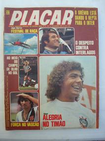 Revista Placar Nº 254 Fev/75 Com 2 Posters E 22 Figurinhas