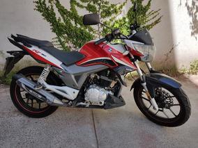 Moto Rz 20 Zanella Street