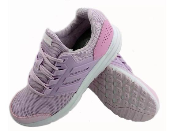 Zapatillas adidas Mujer Galaxy 4 Lila B43835 Eezap