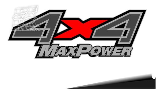Calco 4x4 Max Power Ford F100 Duty Juego 2 Unidades
