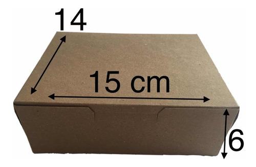 Cajas Cartón Kraft Embalaje Empaque Lote 50 Unidades  #2