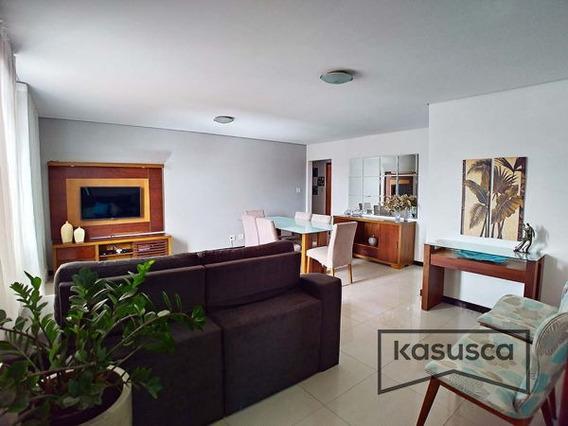 Apartamento Padrão Com 3 Quartos No Edifício Del Valle - 349349-v