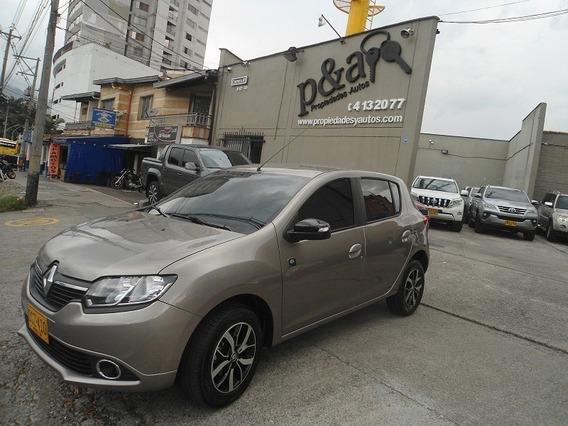 Renault Sandero Mecanico 1.600cc 2018