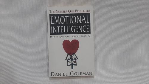 Imagen 1 de 5 de Emotional Intelligence: Matter More Than Iq Daniel Goleman