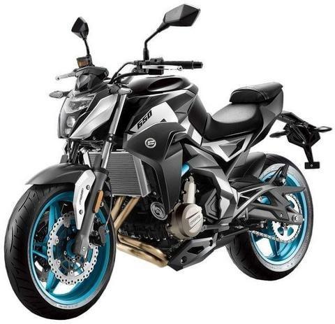 Cf Moto Nk 650 Sin Abs 0km Apmotos