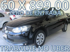 Volkswagen Gol Completo Zero De Entrada + 60 X 899,00 Fixas