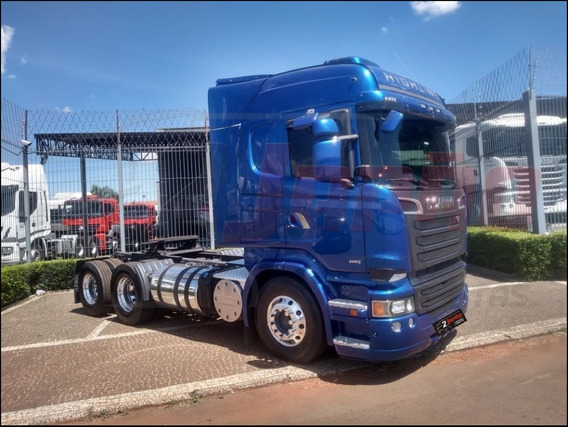 Scania R 440 6x2 Highline 2013