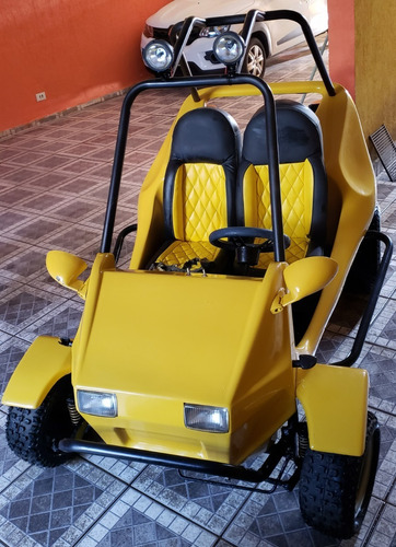 Mini Buggy Amarelo 0km! - Reformado -
