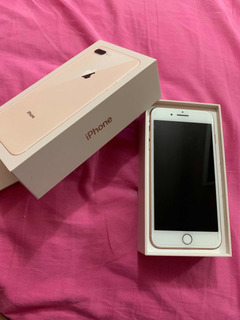 iPhone 8 Plus Gold 256gb