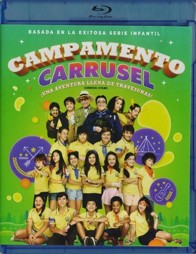 Imagen 1 de 3 de Campamento Carrusel Carrossel : 0 Filme Pelicula Blu-ray