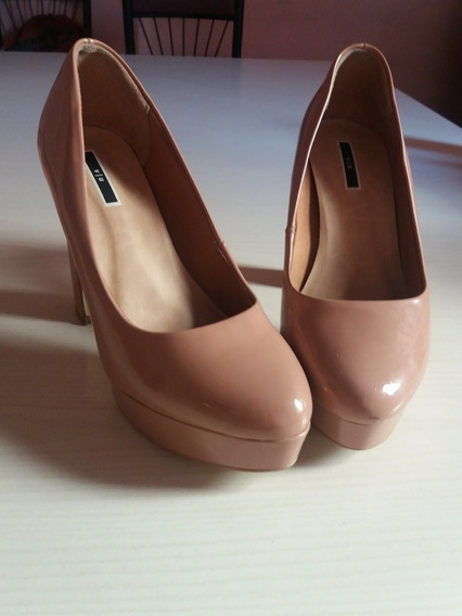 Zapatos Via Uno T40