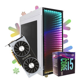 Vendo Pc Gamer I7 7 Geração Com Placa De Video Gtx1050ti