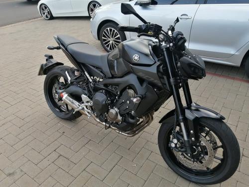Yamaha - Mt 09 Abs - 2021