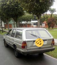 Volkswagen Original Alemán Año 1987
