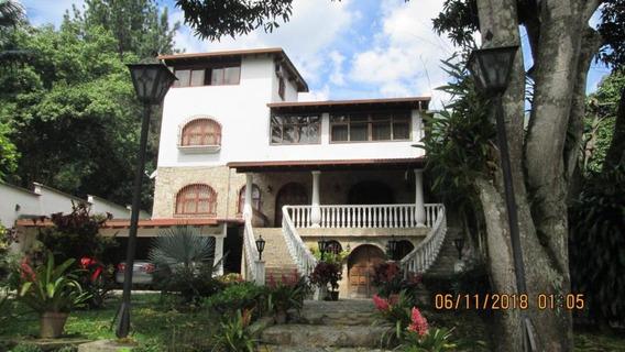 Venta Casa El Castaño Zona Privada Maracay Cod 20-13278 Mc