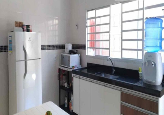 Casa Em Jardim Morada Do Sol, Indaiatuba/sp De 106m² 3 Quartos À Venda Por R$ 315.000,00 - Ca209032