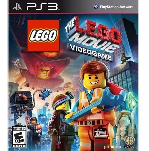 The Lego Movie Videogame (ps3) Jogo Play3 Comprar Oferta