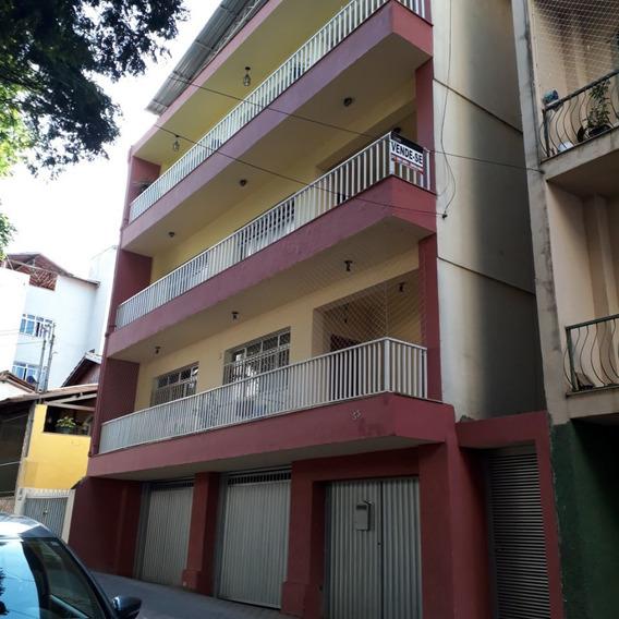 Apartamento Com 3 Quartos Para Comprar No Jardim Em Ponte Nova/mg - 4967
