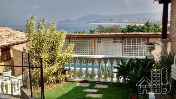 Apartamento Com 2 Dormitórios Para Alugar, 56 M² Por R$ 1.200,00/mês - Itaipu - Niterói/rj - Ap0132