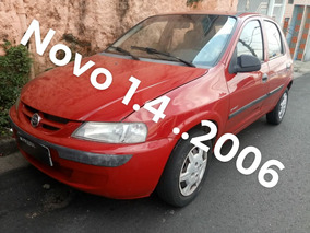 Chevrolet Celta 1.4 Spirit Novo 4 Portas 2006 Revisado/top..
