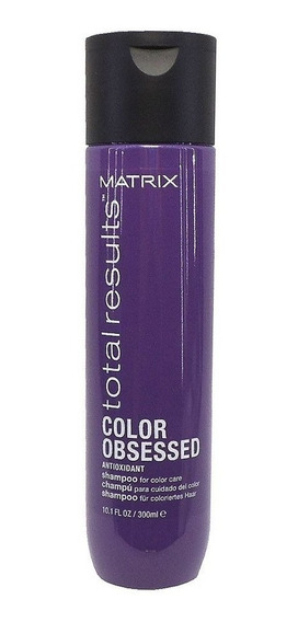 Shampoo Color Obsessed X300ml Total Result Matrix Loreal