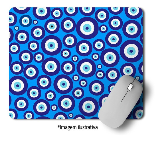 Mouse Pad - Olho Grego
