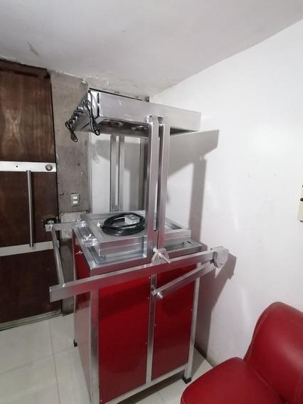 Máquina Termoformado Y 2 Moldes De Careta Anti Virus