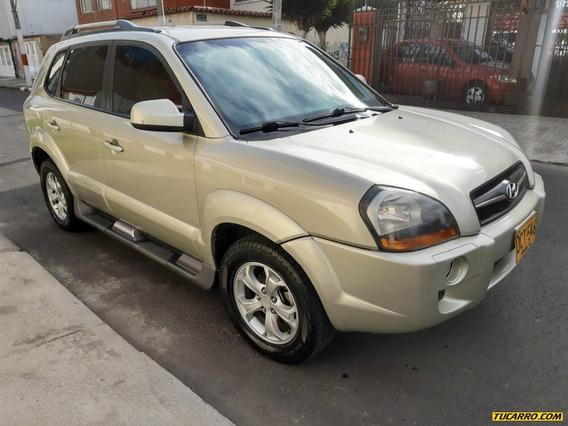 Hyundai Tucson Gls Mt 2000cc 4x4