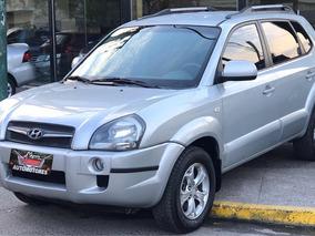 Hyundai Tucson 2.0 N 2wd Mt 2010 Unica Mano!!!