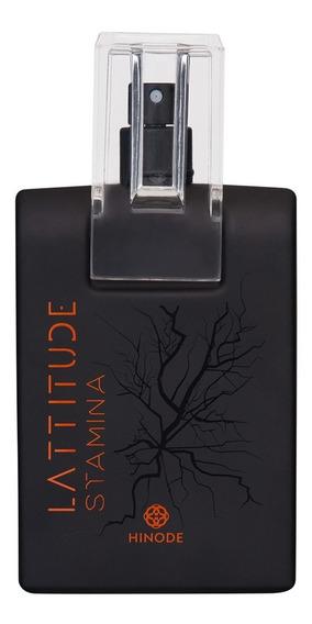 Perfume Lattitude Stamina Hinode 100 Ml