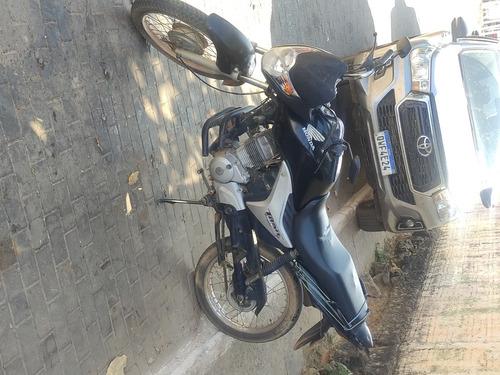 Imagem 1 de 1 de Mota Honda Titan 150 Es Ano 2010