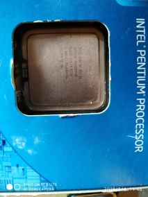 4 Processadores Intel Pentium E5700, E5800 E E7500, Lga 775