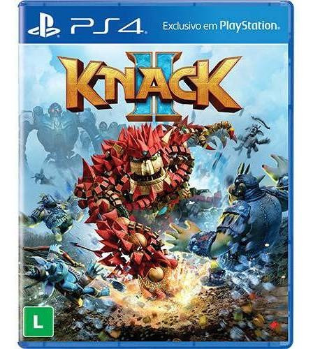Knack 2 Playstation 4 Original Usado