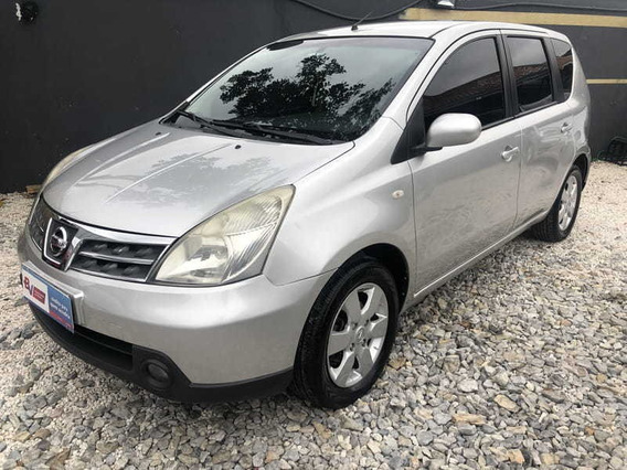 Nissan Livina Sl 1.8 16v Aut. Flex 4p 2010