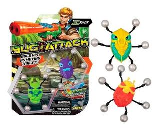 Bug Attack Pack 2 Bichos (4803) 4803 E. Full
