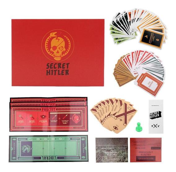 Desktop Puzzle Game Secret Hitler Cards Inteligência Poker C