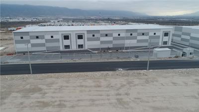 Nuevas Naves Industriales Tipo Aaa, Parque Industrial Server
