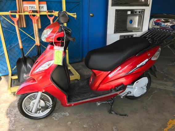 Vendo Motocicleta Scooter Tvs Wego 110cc