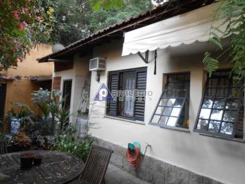 Casa À Venda, 4 Quartos, 1 Suíte, 2 Vagas, Botafogo - Rio De Janeiro/rj - 2769