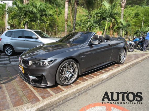 Bmw M4 Cabriolet Aut Sec Kit Performance Cc3000