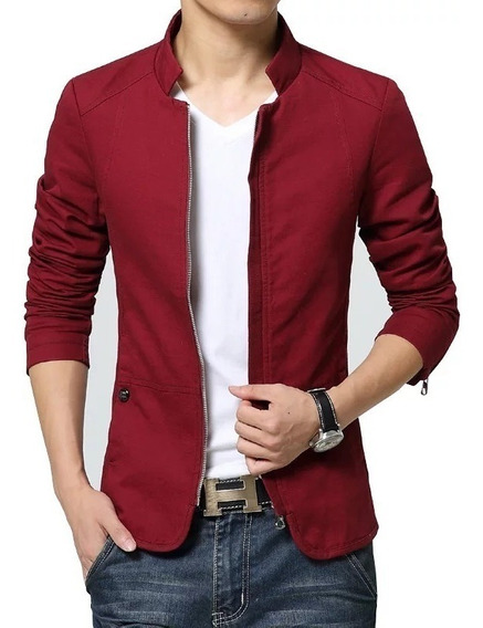 Jacket Casual Slim Fit