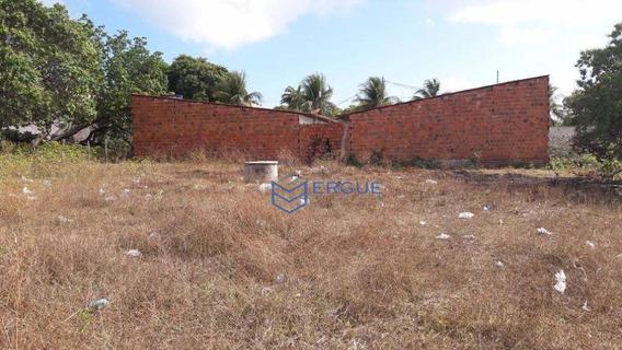 Terreno À Venda, 720 M² Por R$ 130.000,00 - Guajiru - Caucaia/ce - Te0033