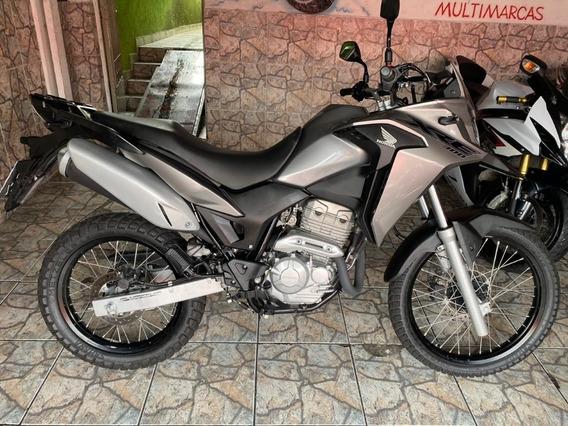 Honda Xre 300 Cinza Flex 2020