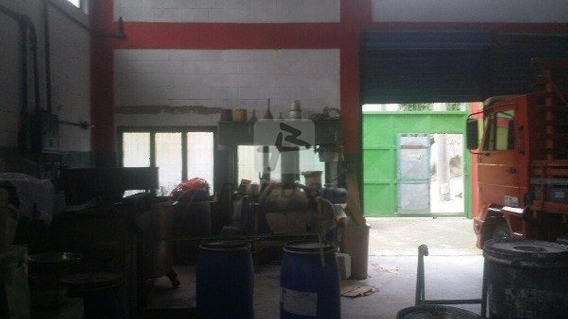 Galpao Industrial - Parque Capuava - Ref: 4897 - V-4897