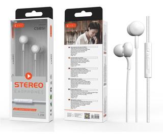 Oneplus C5851 Auricular Stereomanos Libres C/ Microfono