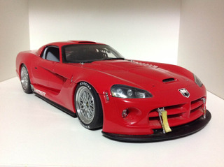 Dodge Viper Competition Coupe 2006 1/18 Autoart