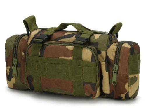 Bulto Tactico Militar Viajeros