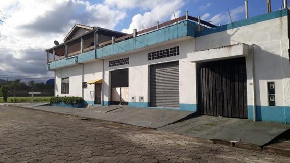 Ponto Comercial E Moradia, Em Frente A Pista, Ref. 0759 M H