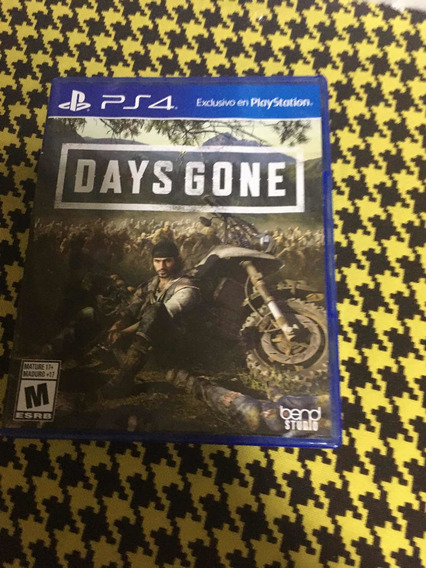 Days Gone Ps4 Fisica