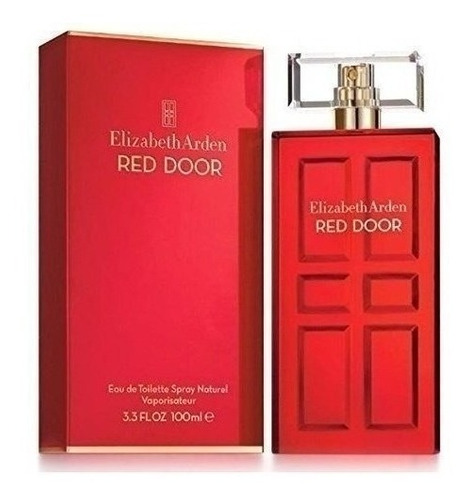 Perfume Elizabeth Arden Red Door 100ml Para Mujer Mil Esenci
